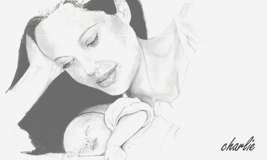 Angelina Jolie by CARLOTTITA91